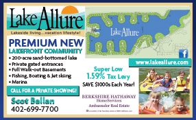 Example Zip Card - Lake Allure